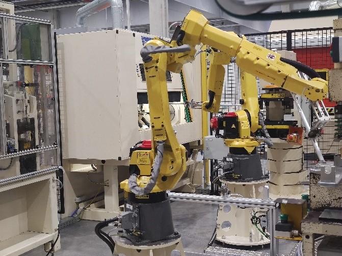 ipari automatizálás robot programozás